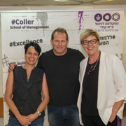 This year, there were two winners of the Coller $100,000 Startup Competition at Tel Aviv University