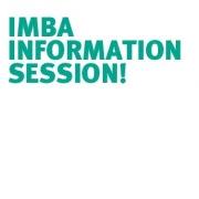 IMBA Info Session!  Feb 13, 2015
