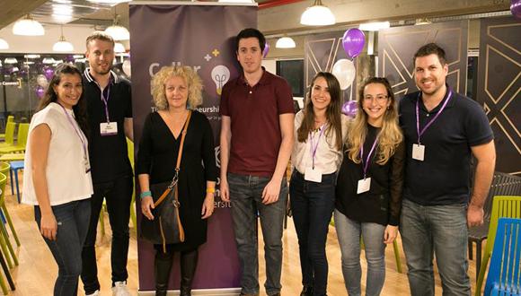 Inauguration of Coller Ignite: The Entrepreneurship Club
