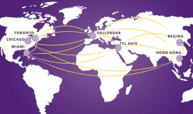 Explore the Kellogg Global EMBA Network
