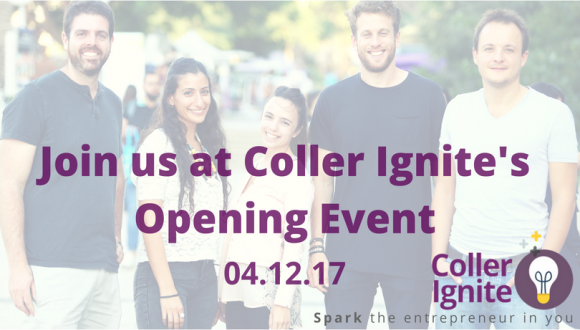 Coller Ignite's Opening Event