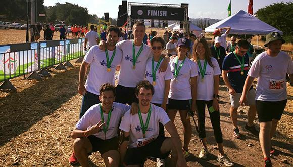 TAU Running Club 2016