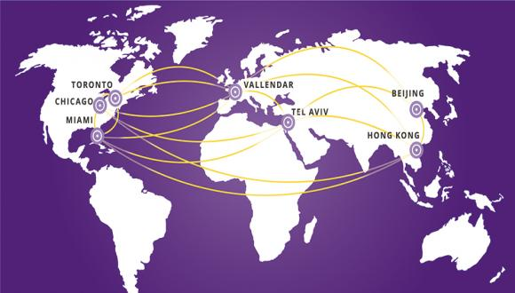 The Kellogg Executive MBA Global Network
