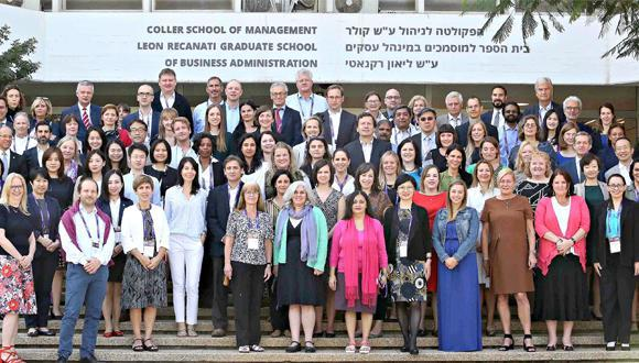 Coller School of Management Hosts the 44th PIM Conference for the First Time in Israel